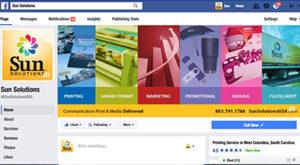 Facebook - Sun Solutions